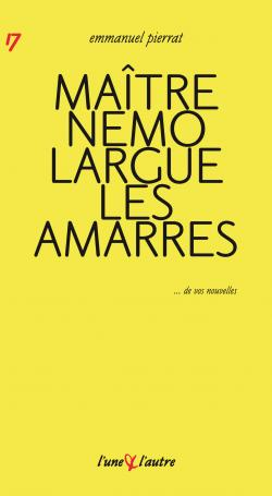Emanuel Pierrat L'une & l'autre